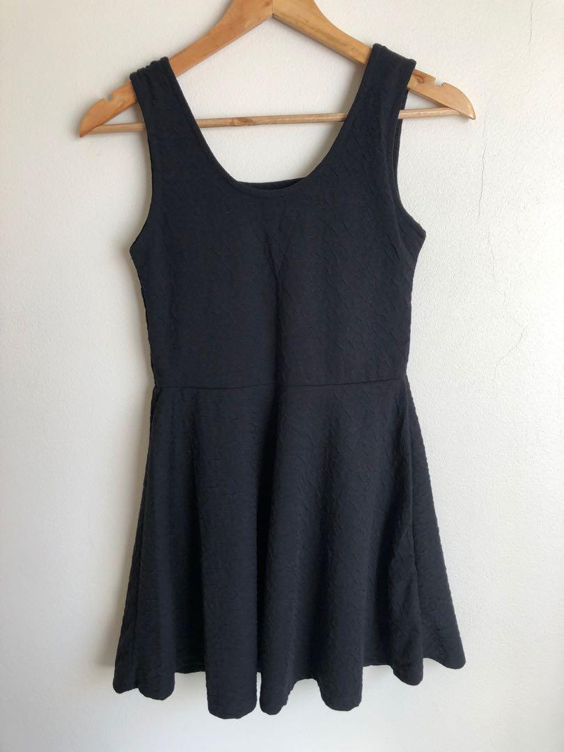 Black little dress 8