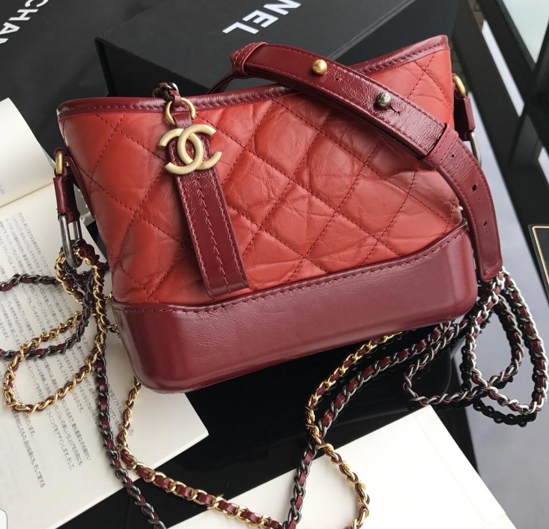 22941767a6 BN Chanel Gabrielle Hobo Bag