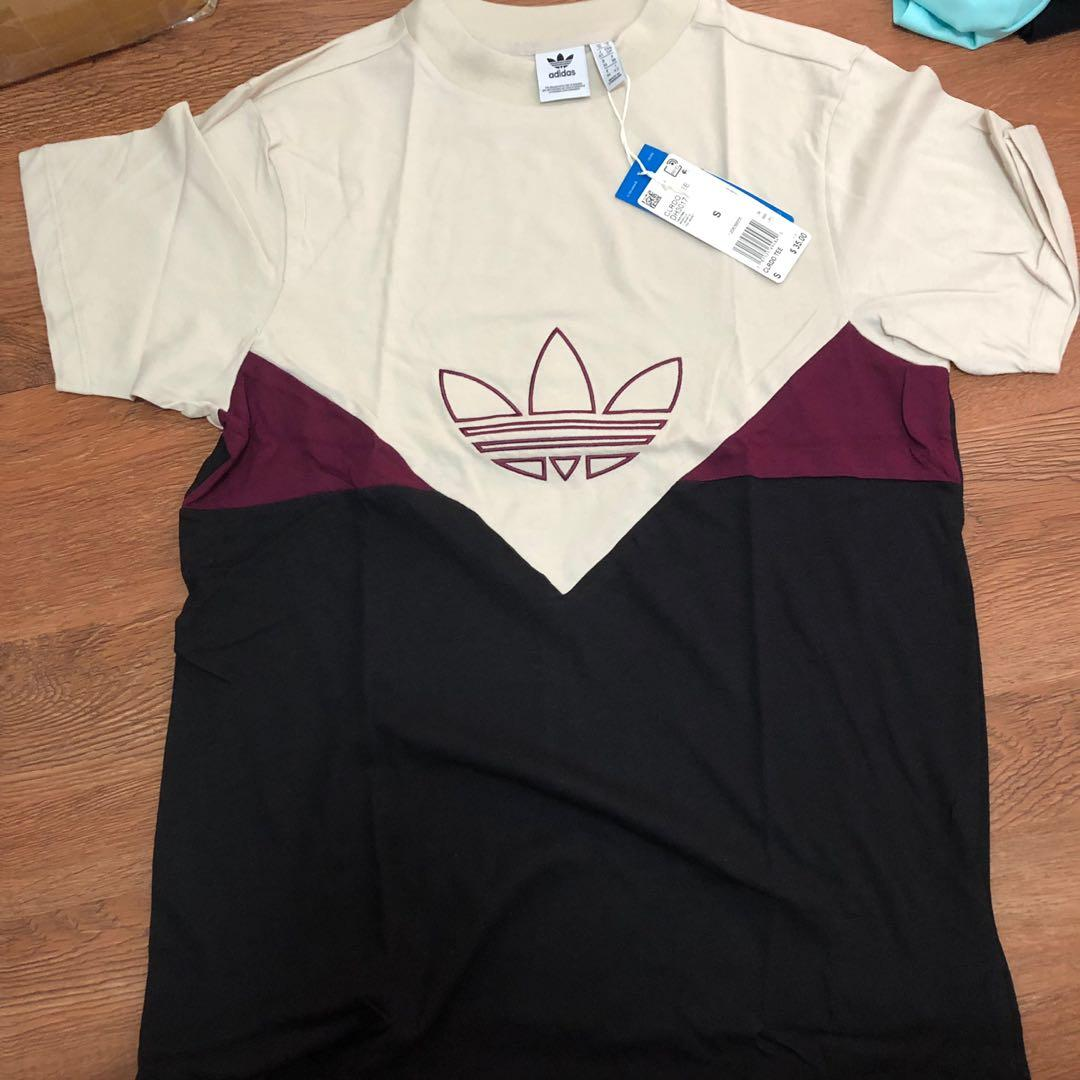 BNWT Adidas originals women's Colorado short sleeve top Size