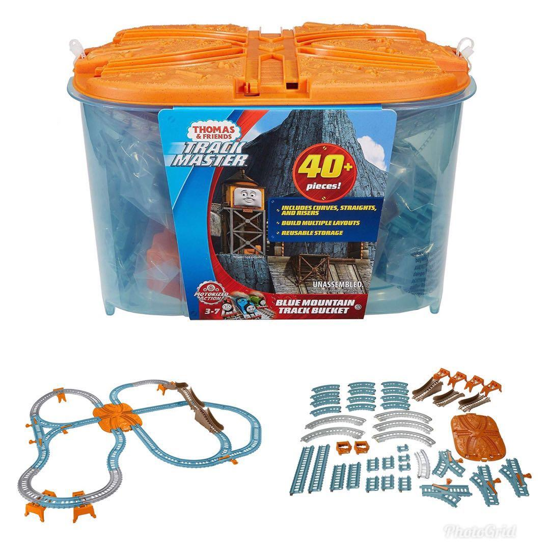 Fisher-Price Thomas /& Friends TrackMaster Railway Builder Bucket