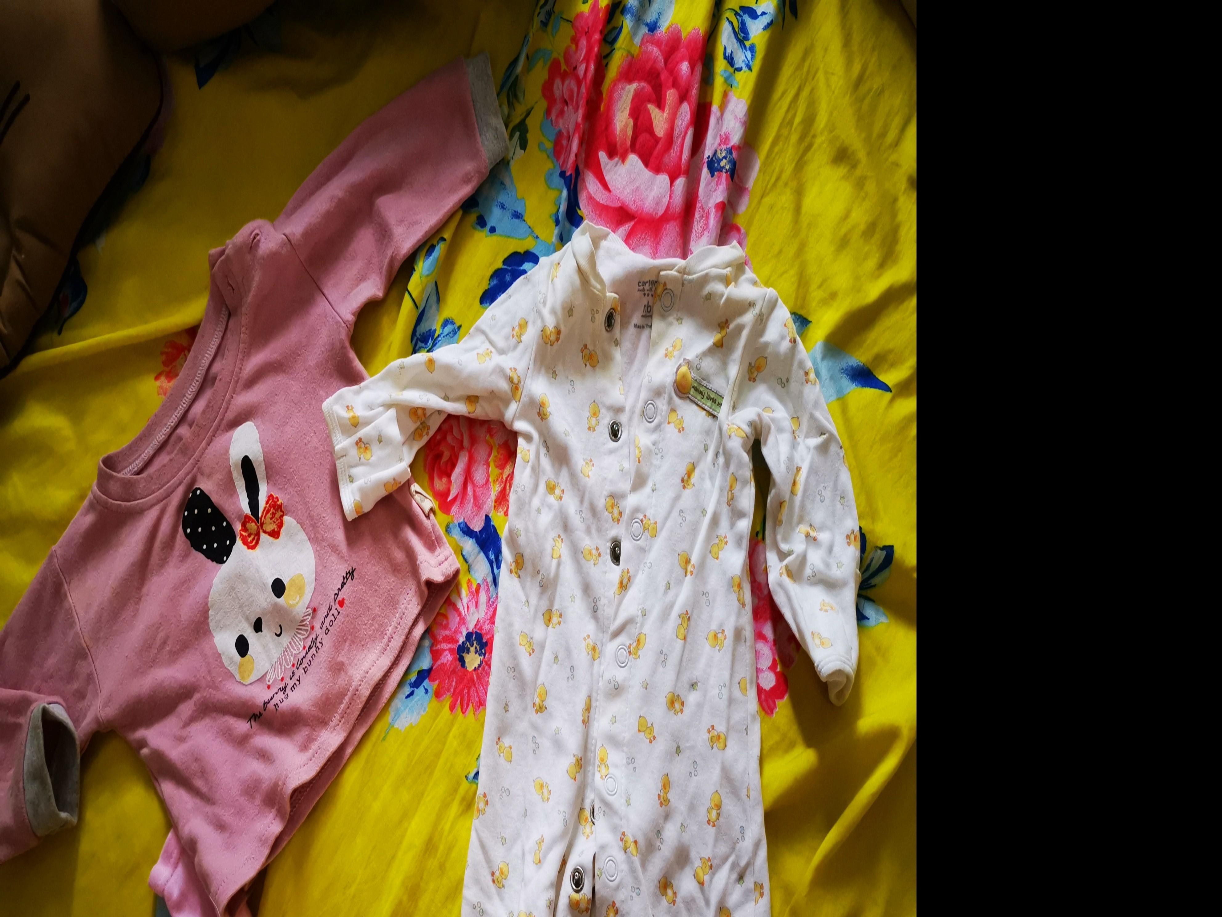 Bundle Clothes babygirl newborn to 12months
