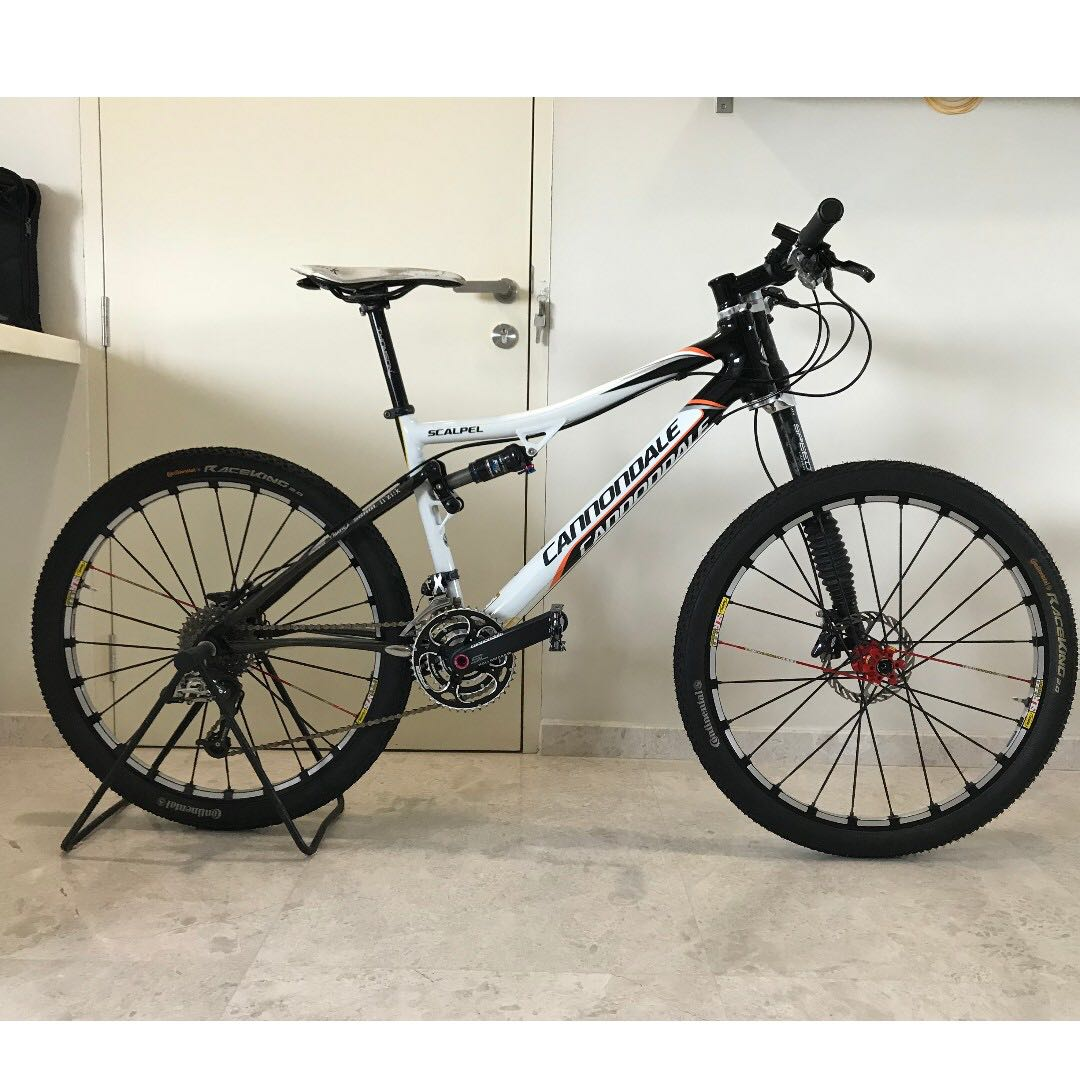 1acb9d752dc Cannondale Scalpel 2010 Lefty w/ Mavic Rim, Bicycles & PMDs ...