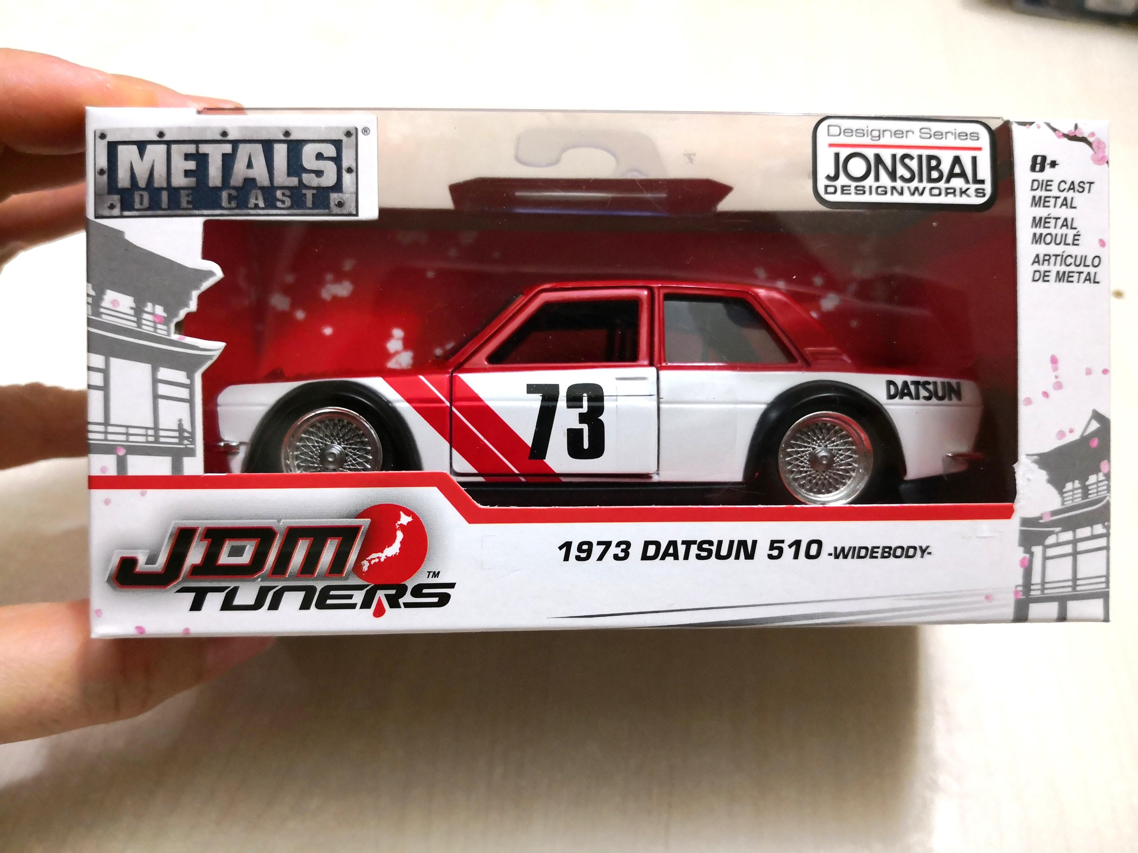 '73 Datsun 510 Widebody Designer Series Jonsibal Designworks 2 2018 JDM Tuners
