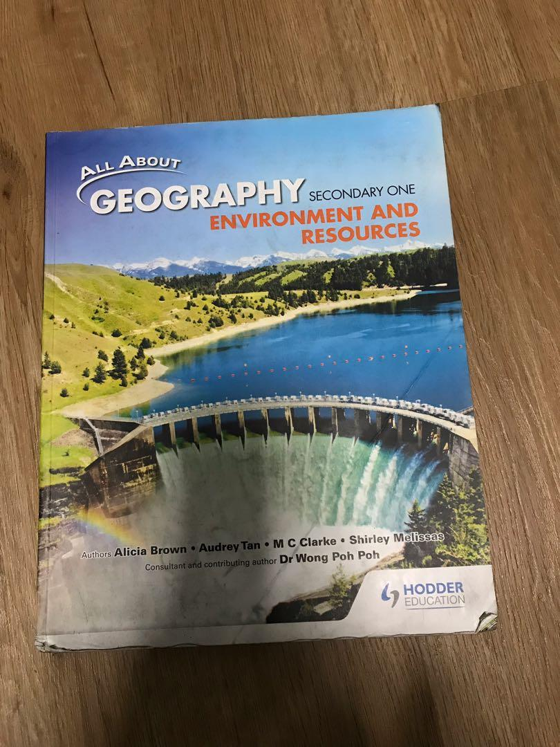 Geography Textbook for Secondary One