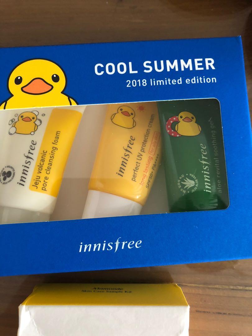 Innisfree Travel Kit