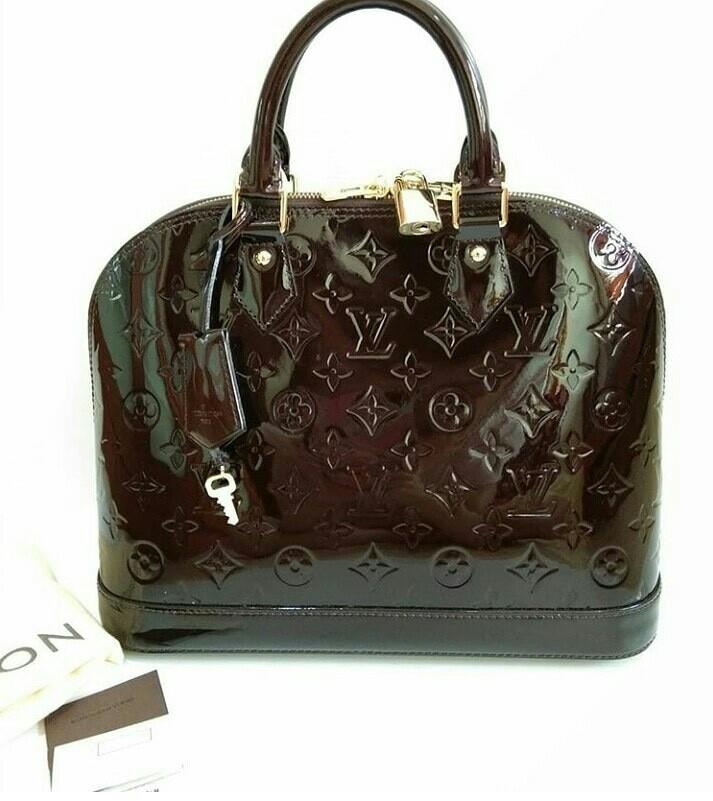 Jual Tas Louis Vuitton Alma PM Original Second Preloved Bekas Authentic LV  Bag 2a3795a9f5