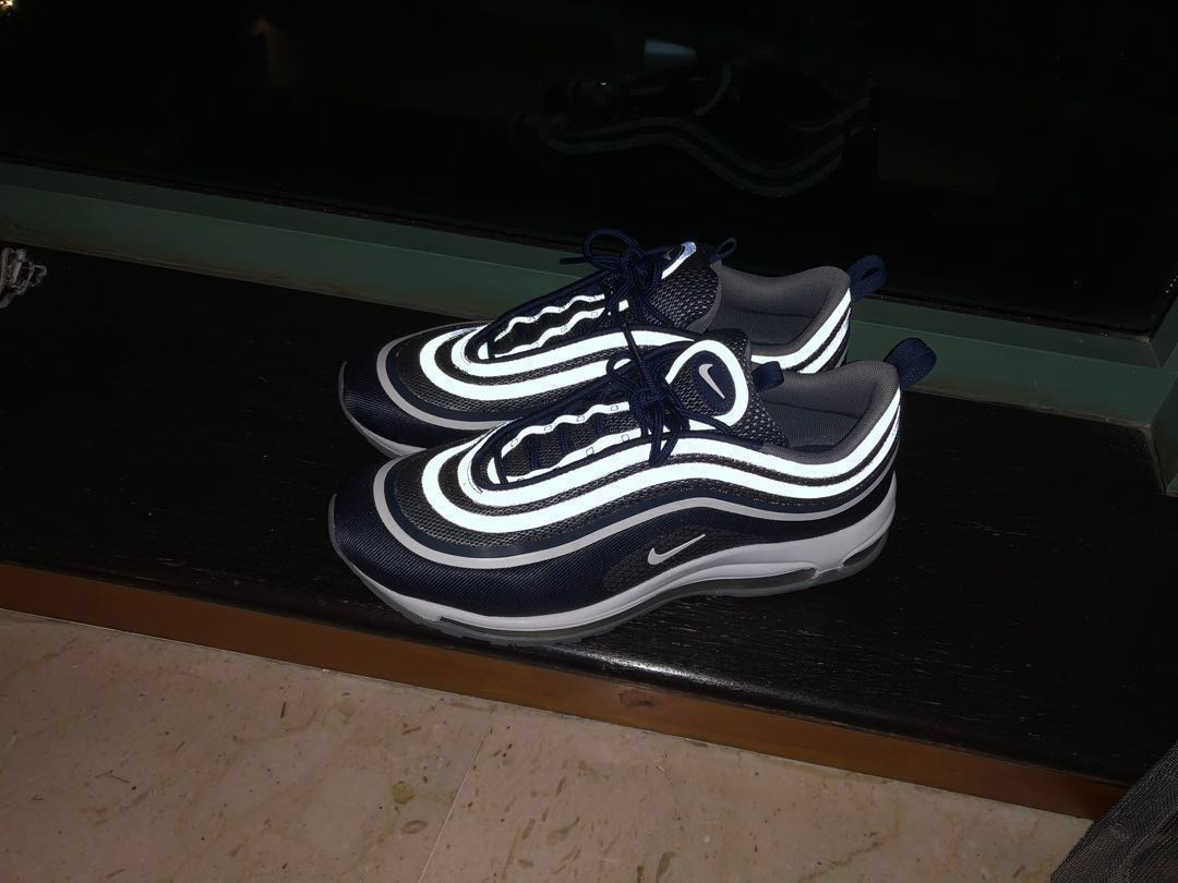 LAST PRICE Nike Air Max 97 Ultra 17(Midnight Navy) cc65328a4
