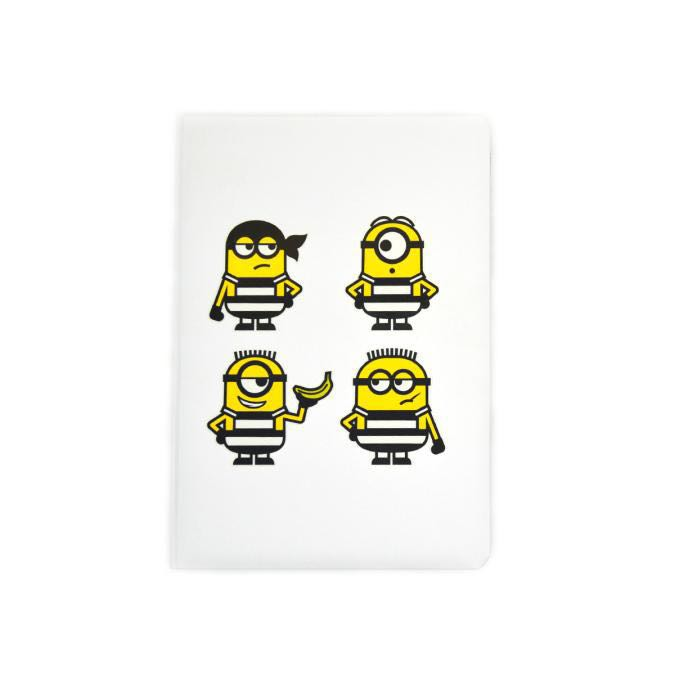 Minions Notebook Books Stationery Stationery On Carousell