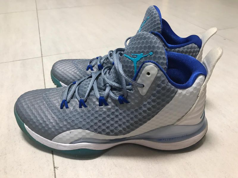 site réputé 645bd 5a57a Nike Air Jordan Flight Plates 籃球鞋