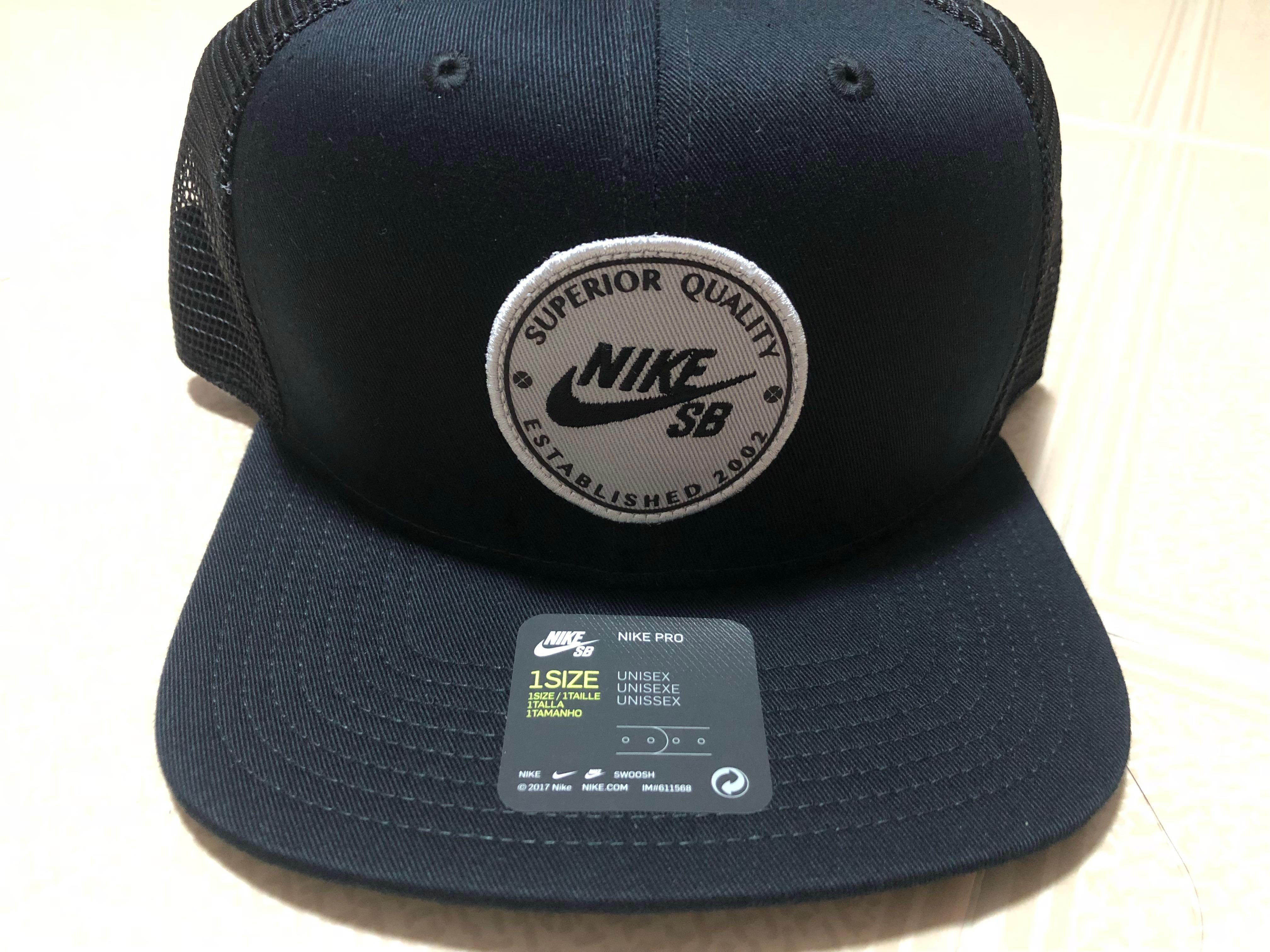 482e40f6 Nike SB Cap/Hat Unisex, Women's Fashion, Accessories, Caps & Hats on  Carousell
