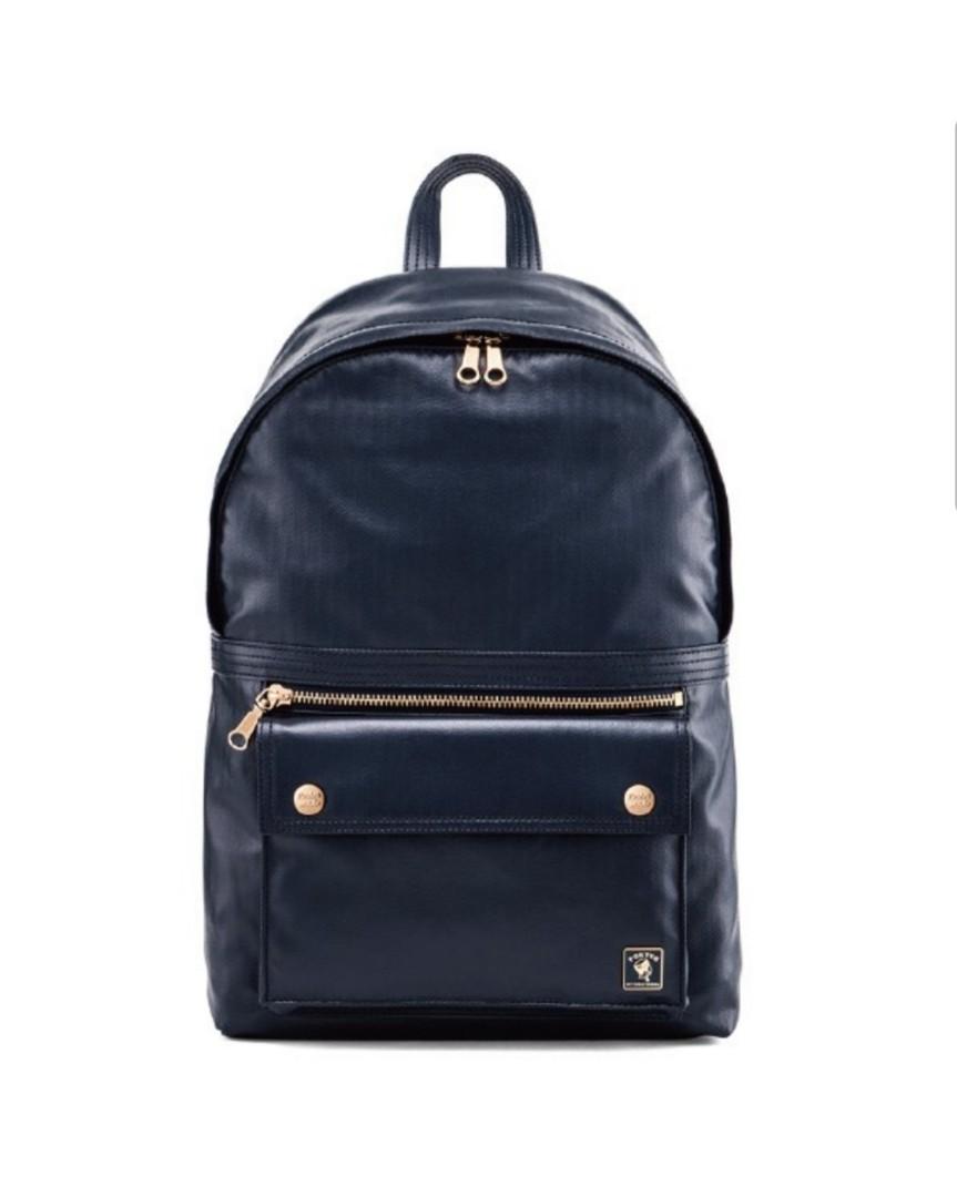 24ccc81252 Porter International Backpack MORI 2 Dark Blue model 11639-12479 ...