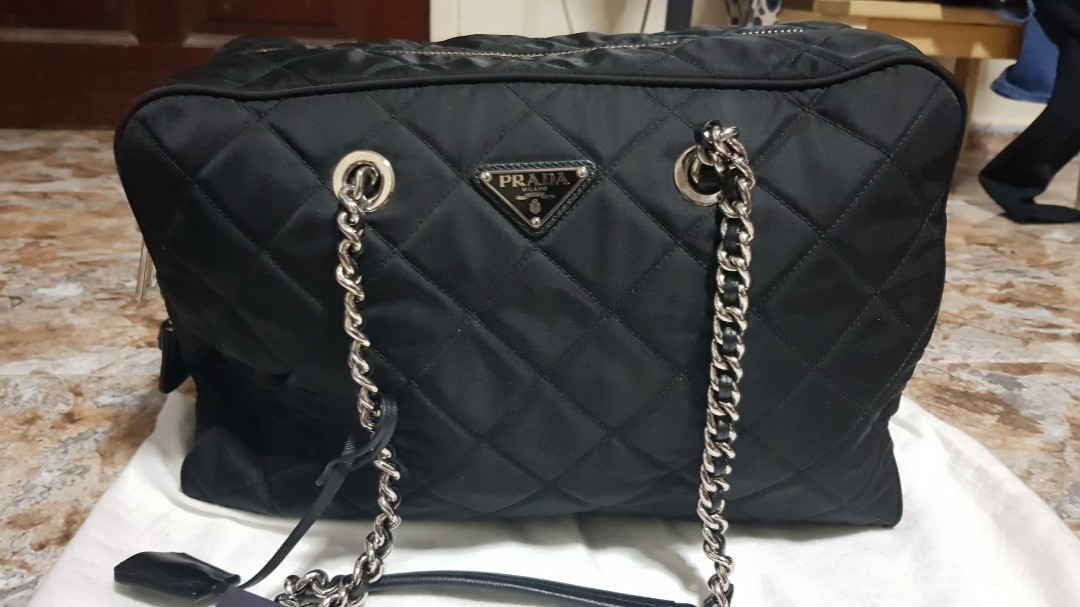 f13b24252f00 Authentic Prada Bag