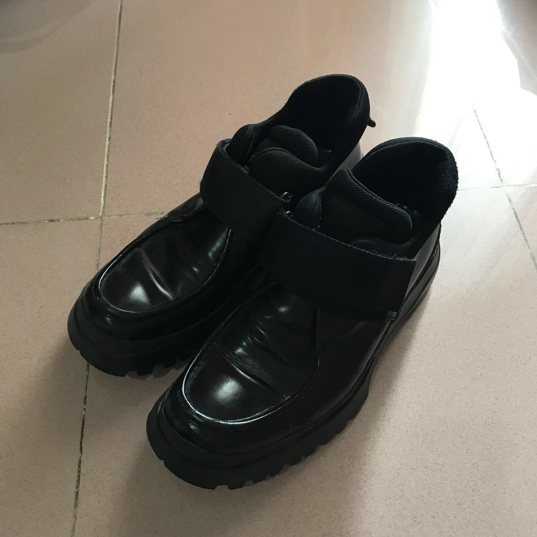 Prada Vibram Boots 5769f6efb2