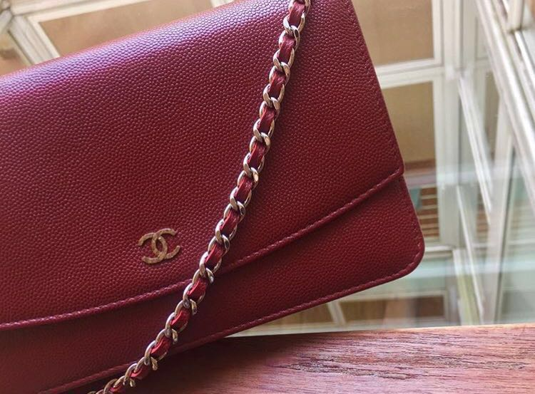 c163116dccc6f9 PRELOVED] CHANEL Sevruga WOC, Luxury, Bags & Wallets, Sling Bags on ...