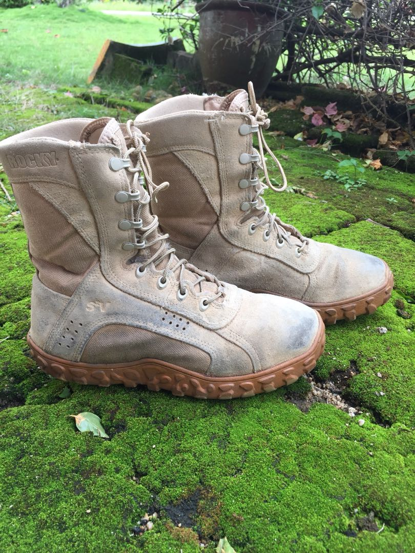 Rocky S2v Special Ops Tactical Boot Mens Fashion Footwear