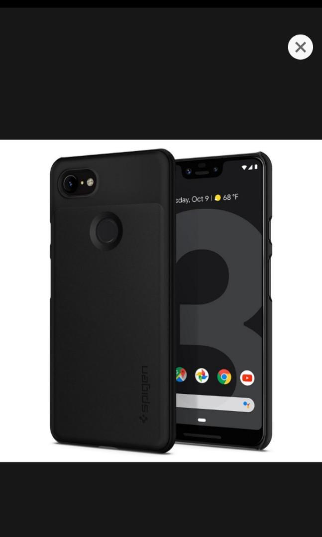 Spigen thin fit pixel 3 xl