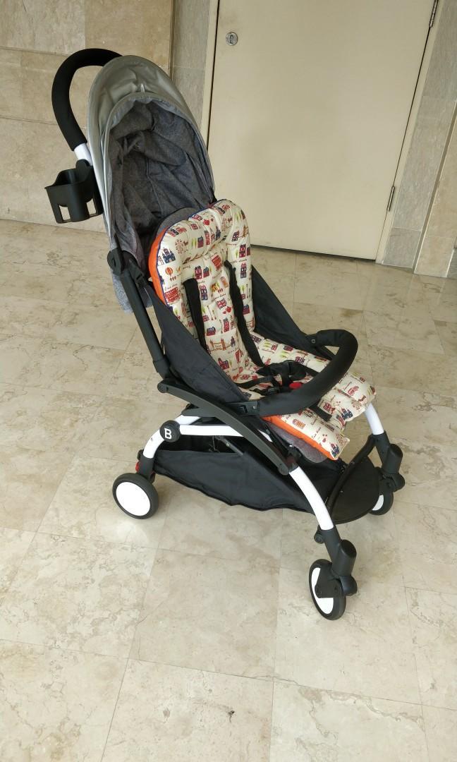 Stroller bayi Chris & Olins Travel