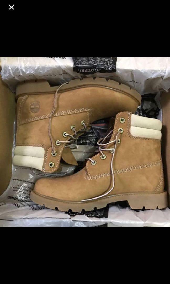 """4b9d6788706 Timberland Boots linden woods 6"""" New"""