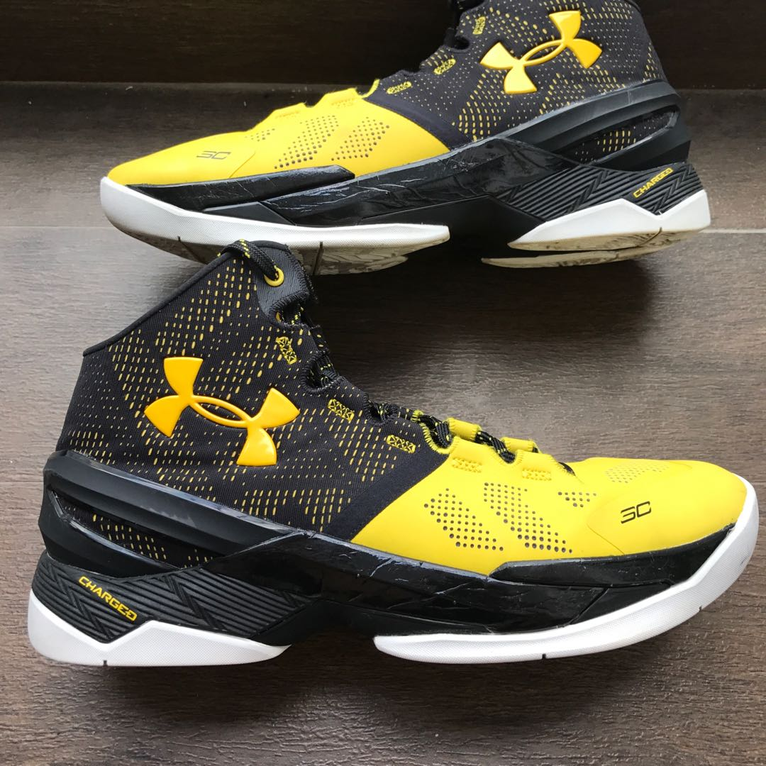 801fb6cf4308 Under Armour Curry 2 US10