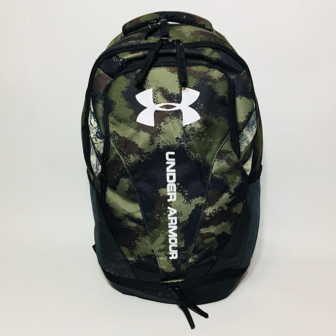 buy popular 7a46f f757b Under Armour UA Hustle 3.0 Backpack   Haversack, Sports, Sports ...