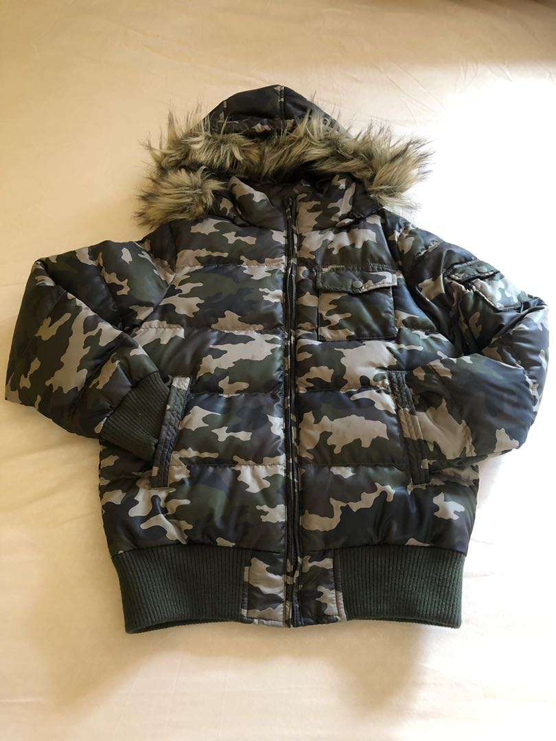 5f8f9e3a1 Uniqlo Winter Jacket, Babies & Kids, Boys' Apparel, 8 to 12 Years on ...
