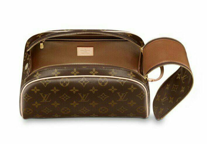 with Serial LV Toiletry Bag LV Bag LV Shoe Bag LV Cosmetic Bag LV Kikay Bag  LV Pouch Louis Vuitton Toiletry Bag Louis Vuitton Monogram Bag Louis  Vuitton Bag ... ed13152ccc