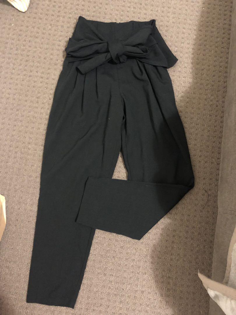 Work / Smart black pants