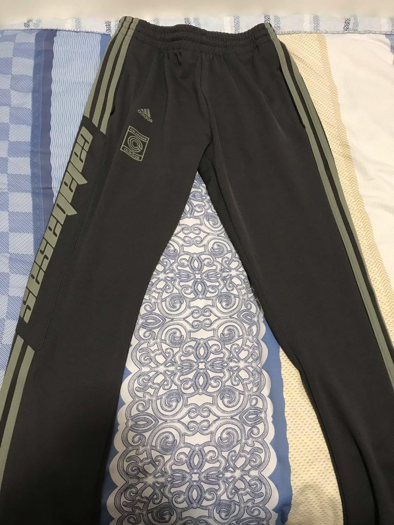 9d81e4bdfe673 XS Adidas Calabasas Ink Wolves Track Pants Joggers