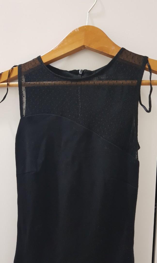 Zara bodyfit dress