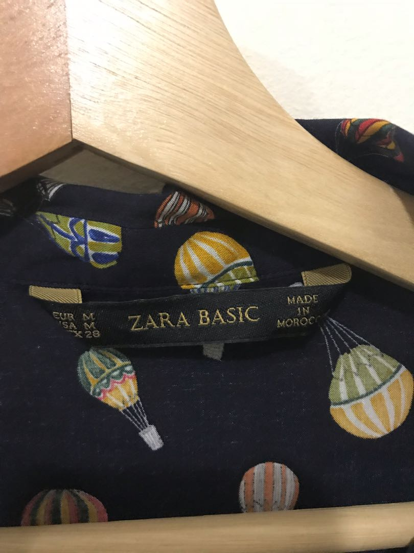 Zara kemeja balon
