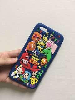 🚚 iPhone 6s 玩具總動員手機殼