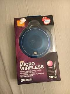 NEW JBL Micro Wireless Speaker 藍牙喇叭