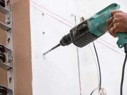 Wall Drilling And Handyman Servive