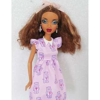Barbie Myscene Madison Nude