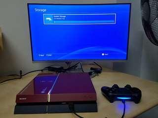 Playstation 4 (1TB) Metal Gear Solid V Limited Edition