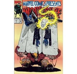 MARVEL COMICS PRESENTS WOLVERINE #100 (1992)