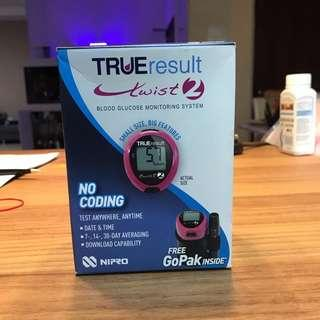 True Result Glucose Meter Nipro