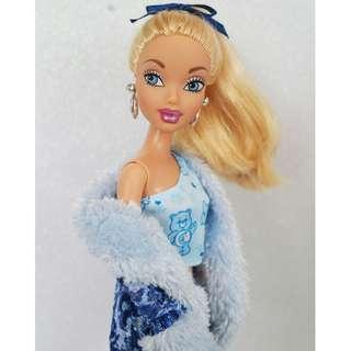 Barbie Mysene Blondie Nude