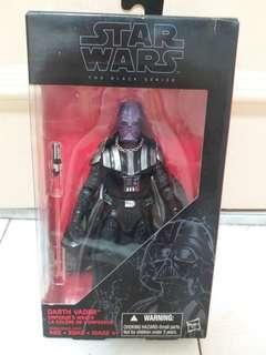 """Star Wars: The Black Series 6"""" Darth Vader Emperor's Wrath Exclusive  Star wars Hasbro"""