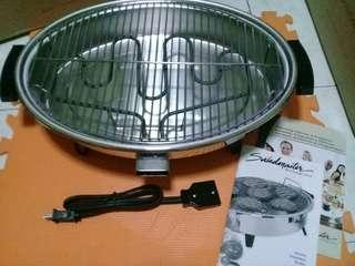 Saladmaster Smokeless Broiler