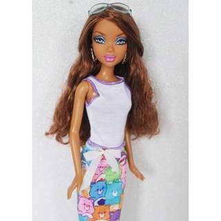 Barbie Myscene Madison 2 Nude