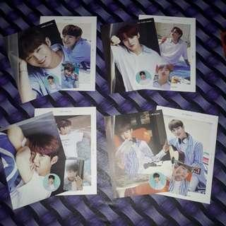 WTS WANNA ONE SUMMER PACKAGE LOOSE