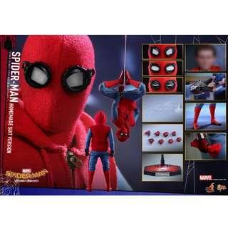 WANT TO BUY: Hot Toys Spiderman Homecoming