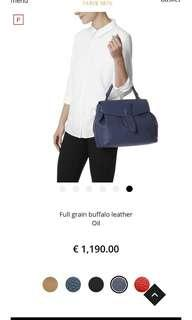 Paris Luxury Brand Charlie De Lancel Medium Bag