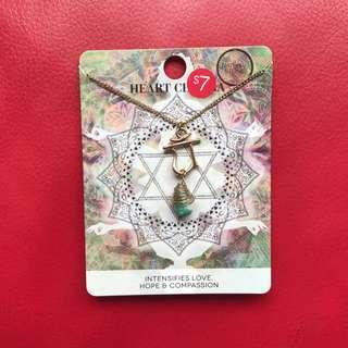 Lovisa Heart Chakra Necklace