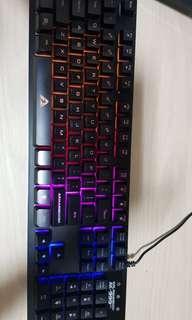 Armaggeddon Kalashnikov AK-999 SFX Gaming Keyboard