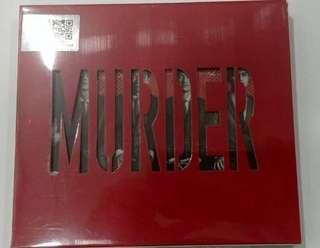 CD Seven Collar Tshirt - Murder