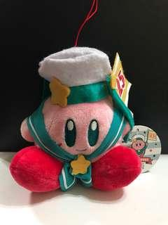 日本景品星之卡比吊掛公仔