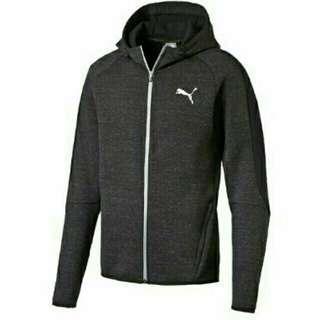 Puma 休閒 運動外套  灰色