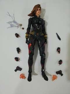 Play Arts Kai Black Widow